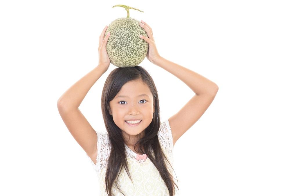 自分で育てるメロンの味は格別!種まきから収穫までの一連の育て方