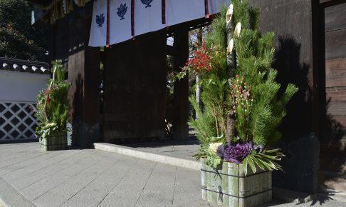 【意外と知らない門松の話】飾りの意味や飾り方、処分方法は?