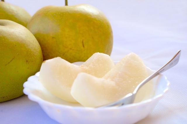 最強デトックスフルーツ「梨」を使ったダイエットがGOOD